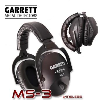 GARRETT Master Sound 3 MS-3 Z-Lynk