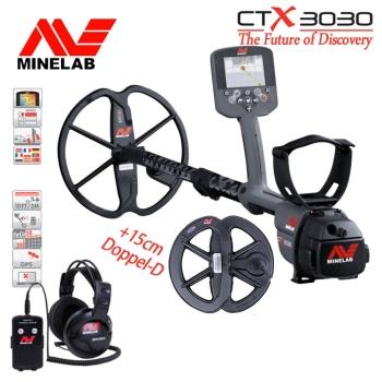 Minelab CTX 3030 Duo Sniper Pack 11