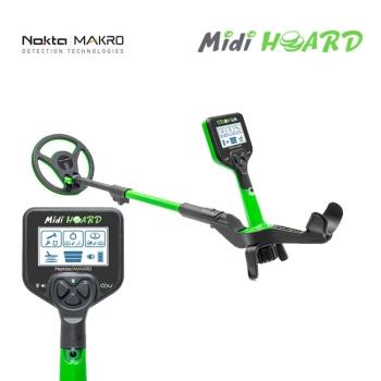 Nokta Makro Midi Hoard Kinder 8-12 Jahre