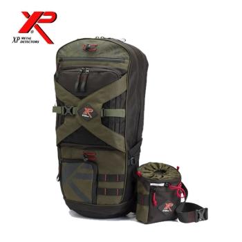 XP Metalldetektor Rucksack + XP Fundtasche